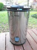 Panda Spin Dryer Sp22 22lb Capacity 3200rpm Stainless