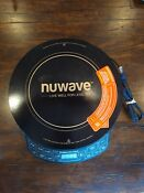Nuwave Pic Gold Precision Induction Portable Cooktop 120v 1500w Model 30211