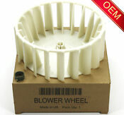 3 12913 Oem Factory Dryer Blower Wheel W Clamp Maytag Amana Admiral