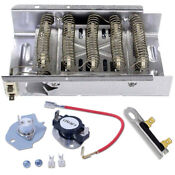 Ps334313 Heating Element W Fuse Kit For Whirlpool Kenmore Roper Estate