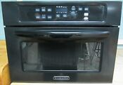 Kitchenaid Architect Series Ii 24 Built In Microwave Oven Kbms1454sbl 2