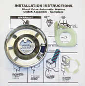285790 Washer Complete Clutch Kit