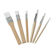Ikea Mala Brush Set Of 6