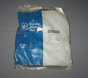 Ge General Electric Dryer Replacement Belt We12x49p New Factory Part
