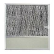 Broan Bp57 Replacement Filter With Charcoal Pad And Light Lens For Range Hood