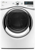 New Whirlpool Duet Gas Dryer Steam Wgd94hexw Local Pick Up Only