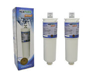 2 X Icepure Rfc2700a Siemens Bosch Neff Cs52 Compatible Fridge Water Filter
