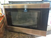 Panasonic Stainless Steel Microwave Oven 1 2 Cu Ft