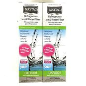 Maytag Pur Ukf8001 Refrigerator Ice Water Filter Replaces Ukf8001axx