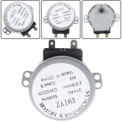 1pcs High Quality Turntable Motor For Ge Wb26x10038 Microwave Ps237772 Ap2024962