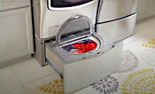 Lg Sidekick Washer Pedestal For 29 G Steel Machine Wd200cv 1 0 Cu Ft Front Load