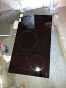 Ge Profile Series 36 Built In Touch Control Induction Cooktop