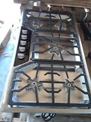 Thermador 36 Inch Gas Cooktop