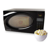 Countertop Microwave Oven With Digital Display Small Electronic 0 7 Cu Ft New