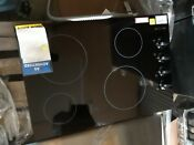 Frigidaire 30 Built In Electric Cooktop Black