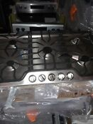 Frigidaire Gallery 36 Built In Gas Cooktop Stainless Steel Black Matte