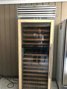 Subzero 430 Wine Cooler