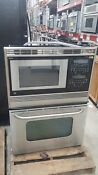 Ge 30 Ss Combo Oven Microwave Model Jtp86s0h6ss