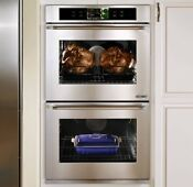 Dacor Discovery Iq 30 4 8 Cu Ft Double Electric Wall Oven Stainless Dyo230s