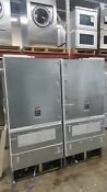 Sub Zero 72 Top And Bottom Freezer Model S 736tc3 736tci3