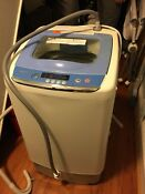 Rca Rpw091 9 Cubic Ft Portable Compact Mini Washer White