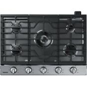Samsung 30 Stainless Steel Gas Cooktop