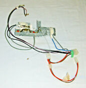 Ge Side By Side Refrigerator Ice Dispenser Bearing Plate Wire Harness Wr2x7840