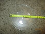 11 Round Glass Microwave Turntable Plate Replacement Part 810 N18
