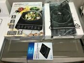 Ambiano Portable Induction Cooktop 1800w New