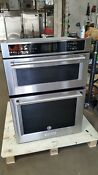 Kitchenaid 30 Ss Built In Combo Oven Microwave