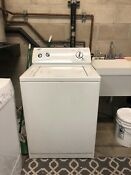 White Whirlpool Washer And Dryer Set