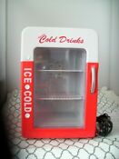 Coca Cola Mini Thermoelectric Cooler Warmer Coke Mini Fridge Auto Home