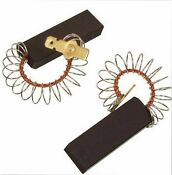 Bosch Wvd Washer Dryer Motor Carbon Brushes Pair