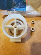 Part Wd22x110 Ge Dishwasher Spray Arm Hub With Bushings New Old Stock Hotpoint