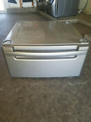 Lg 27 Pedestal For Washer And Dryer This Is A Pick Up Only