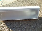 Kitchenaid Refrigerator Complete Dairy Compartment Part 1112721 1112736