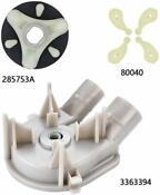 Replacement Washer Coupling Kit 285753a Motor Coupler For Whirlpool Kenmore
