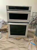 27 Kitchenaid Microwave Oven Combo With Convection White Kems379bwh00