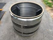 Ge Dryer Drum And Baffle Assembly We21x10015 Profile Harmony