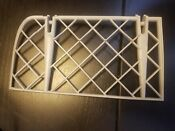 Fisher Paykel Dishwasher Cup Shelf Back Right Part 526377