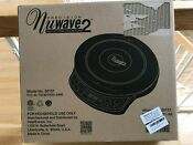 Nuwave 2 Precision Induction Cooktop Electric Black 30151