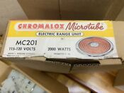 Chromalox Mc201 Electric Range Unit 2000w B231
