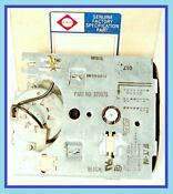 Free Ship New Genuine Fsp Kenmore Whirlpool Washer Timer Switch 660666 373075