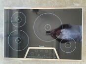 Thermador Model Cit304kb 30 Induction Cooktop Used