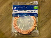 Ge Universal 15 Ft Copper Tubing Ice Maker Installation Kit With Piercing Valve