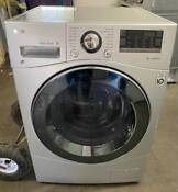 Lg Wm3488hs Washer And Dryer All In One Combo 24 120v Ventless Rv Apartment