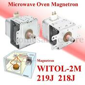 Microwave Oven Roaster Magnetron Replacement Parts For Midea Witol 2m 219j 218j