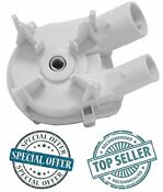 Washer Water Pump Whirlpool Kenmore Replacement Part Washing Machine Drain Pump