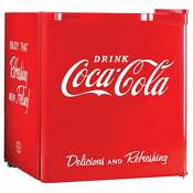 Nostalgia Coca Cola Series Crf170coke 20 4 Inch Mini Fridge Red