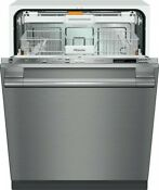 Miele G6785scvisf Fully Integrated Dishwasher With 3d Cutlery